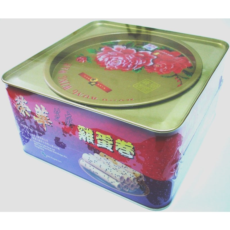 荣华芝麻卷 18 Tins of Sesame Roll